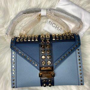 Michael kors studded Whitney bag